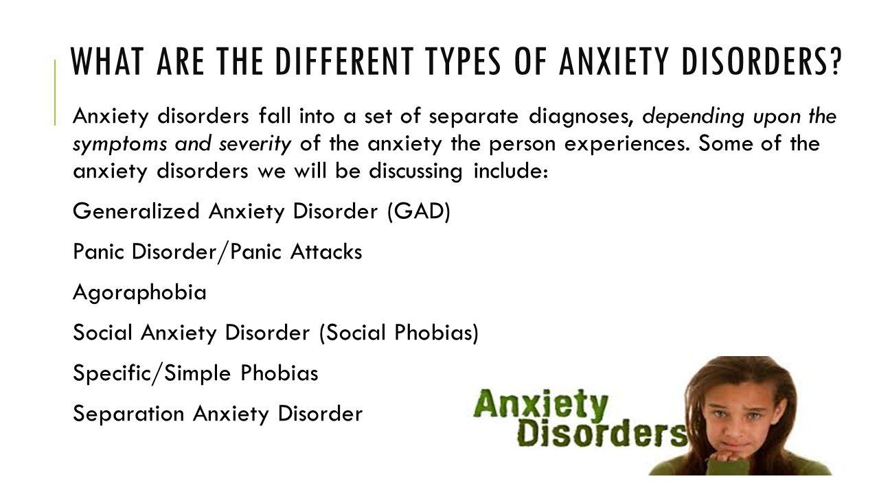 generalised anxiety disorder essay