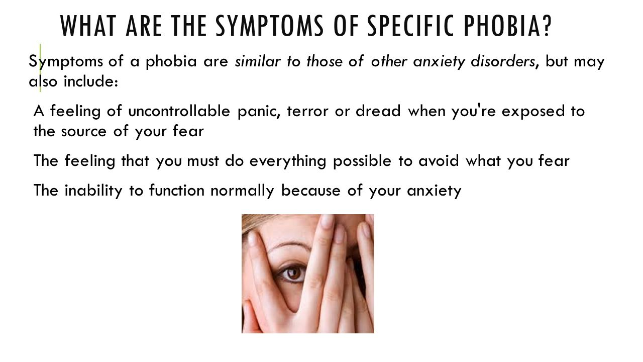 panic disorder when wires get