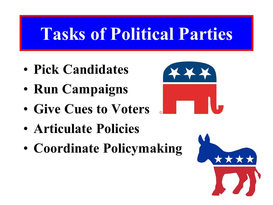 the development of political parties and Simply dismiss the study of parties as irrelevant to the development of a   weakness of theory-building efforts regarding political parties, we believe that the .
