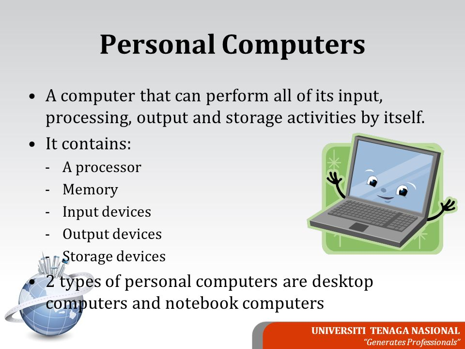 What Are the Four Basic Functions of a Computer?