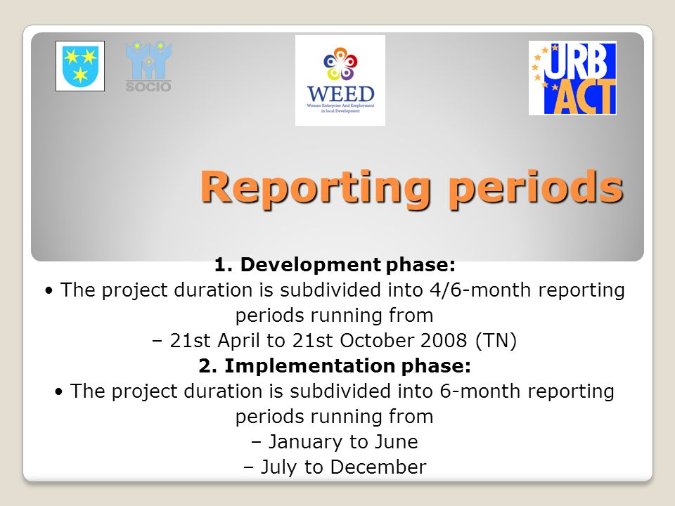2. Implementation phase: