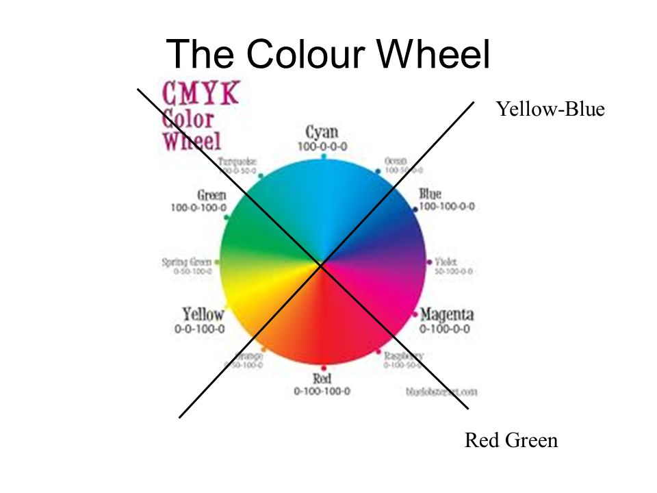Seeing things 1 eye and brain ppt video online download How does the colour wheel work