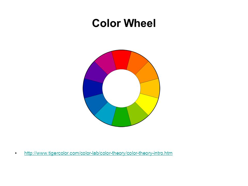 Color Theory Color Wheel color theory and photography - ppt video online download