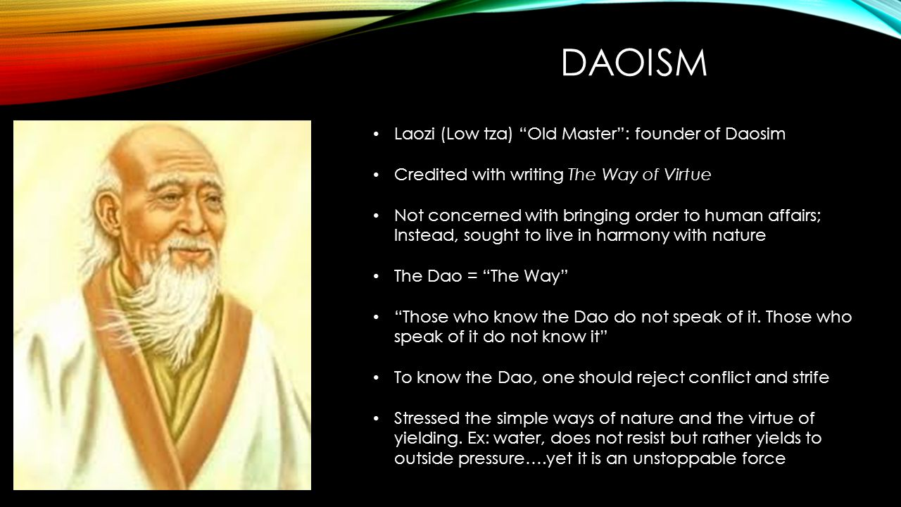a biography of laozi a chinese philosopher that founded daoism English speakers continue to debate the preferred romanization of the words daoism and taoism the root chinese word a chinese philosopher, views taoism as a religion that has been.