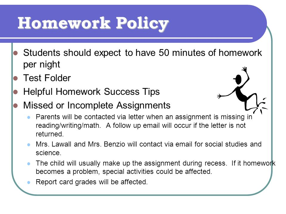 Is homework helpful facts