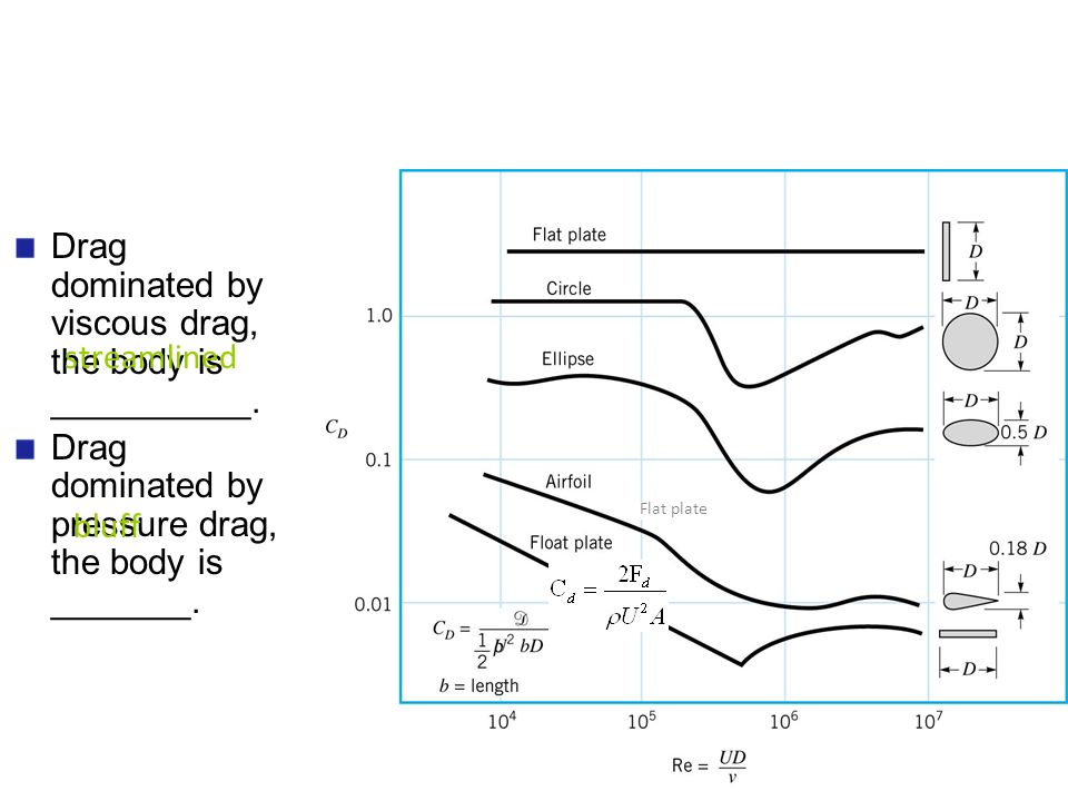 determination of drag coefficients for various Transcript of empirical determination of lift and drag coefficients of a micro-robotic dragonfly's wings aerodynamics and micro-aerial vehicles (mavs) design of the experiment and apparatus.