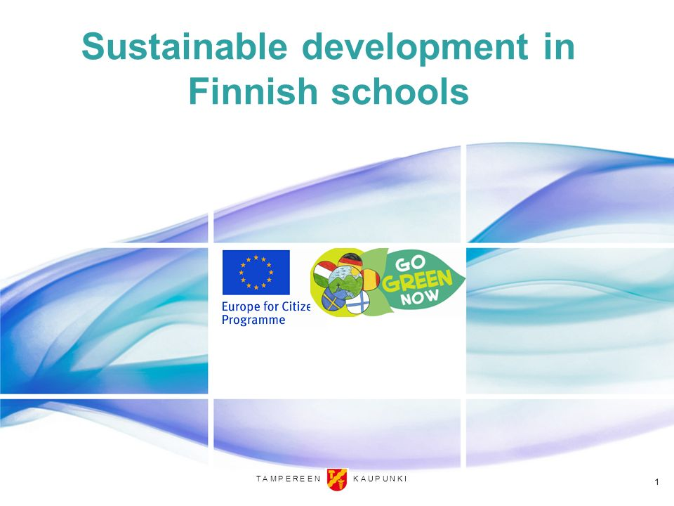 Sustainable development in