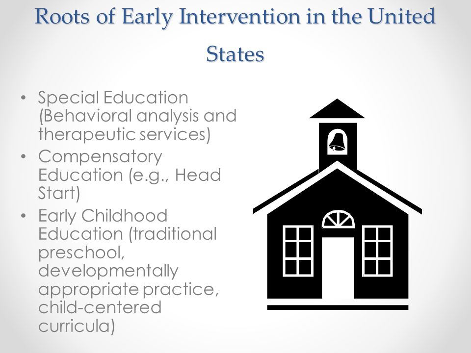Early childhood special education roots essay