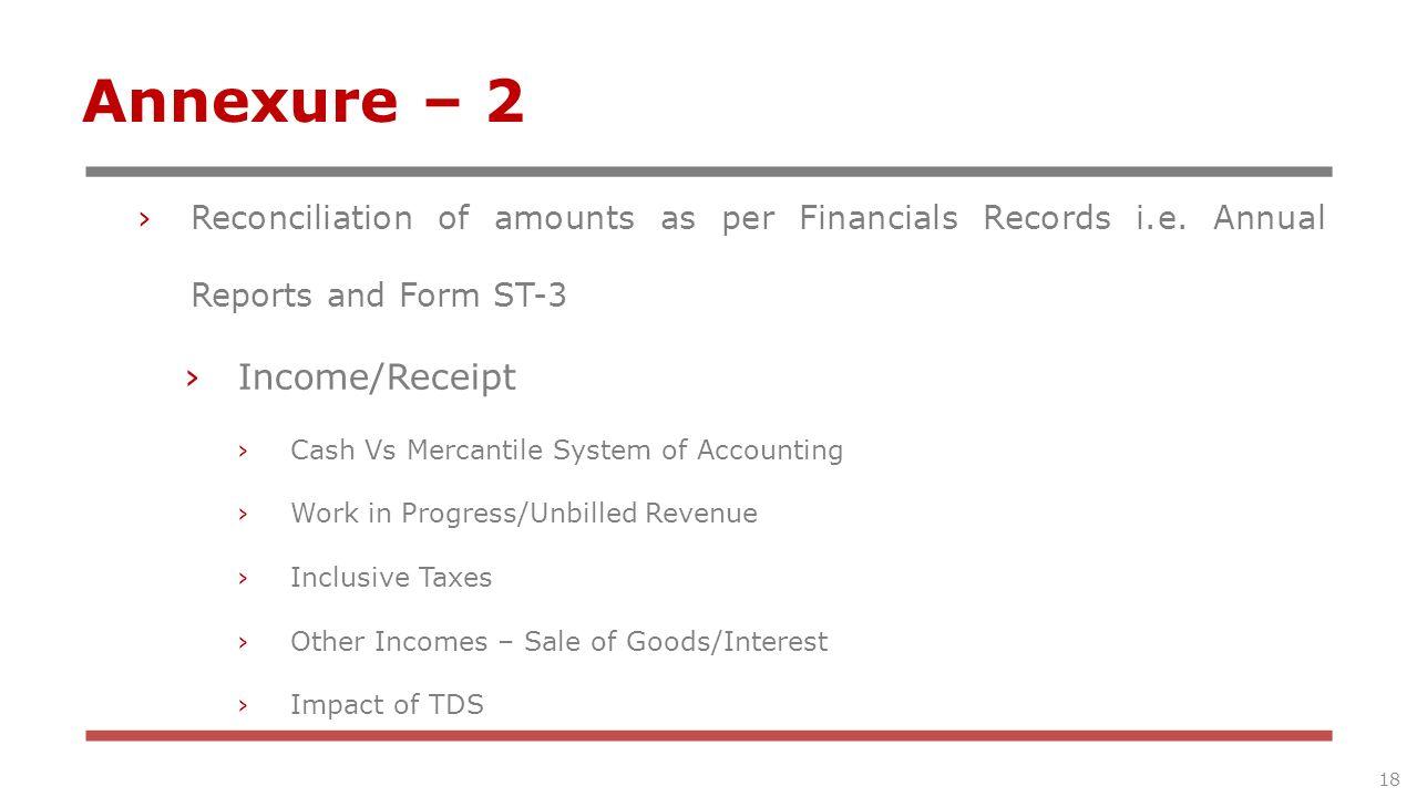 audit under indirect tax laws -ca sunil gabhawalla