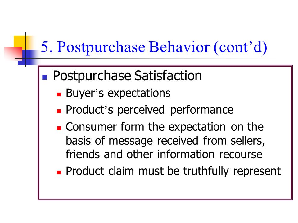 Chapter 6 Analyzing Consumer Markets and Buyer Behavior ppt download – Consumer Form