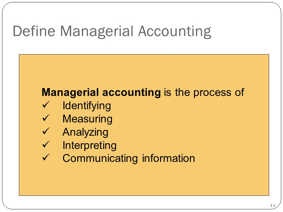 the role and environment of managerial This article is intended to understand environmental management  efficient  environment management accounting practice which has the primary role to lead  a.