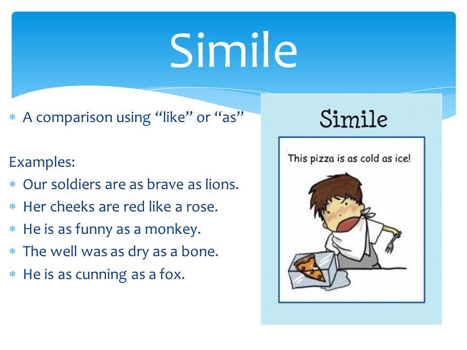 Simile Examples Simile Homework Service Jupapercdnzebasketball