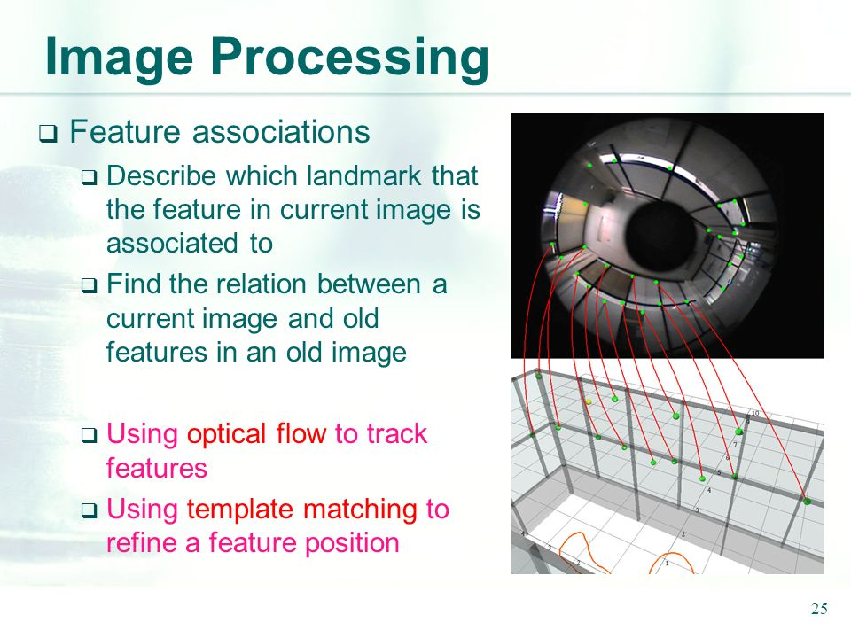 3d slam for omni directional camera ppt download for Template matching in image processing