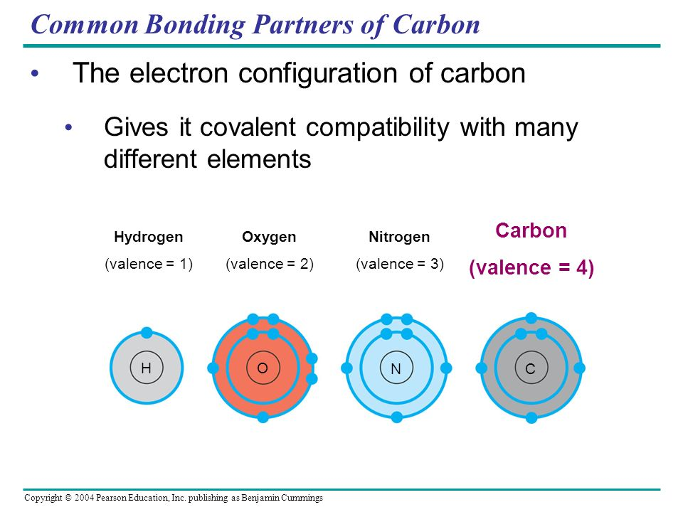 Chapter 4: Carbon. - ppt download Carbon Electron Configuration