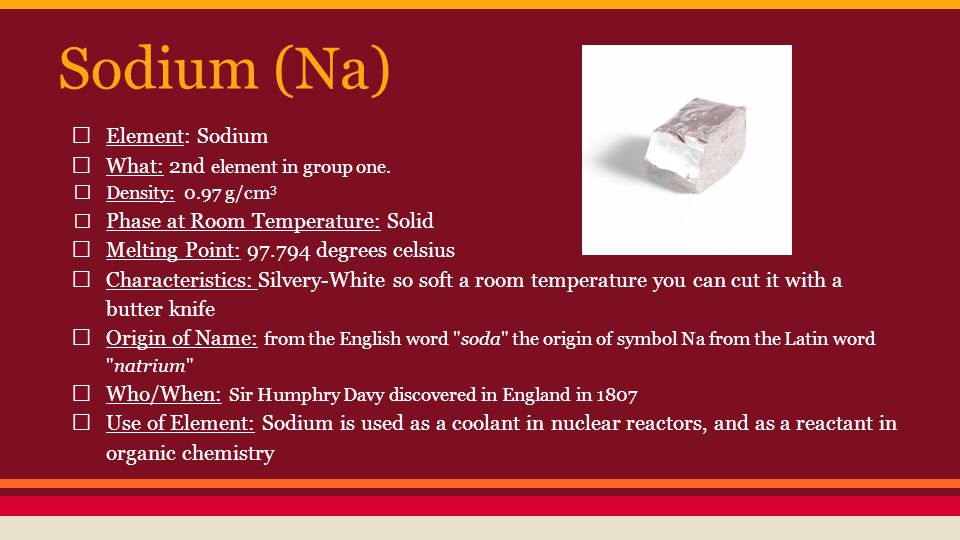 Group #1 Alkali Metals By: Gene, Tori, Sammi, Tom. - ppt ...