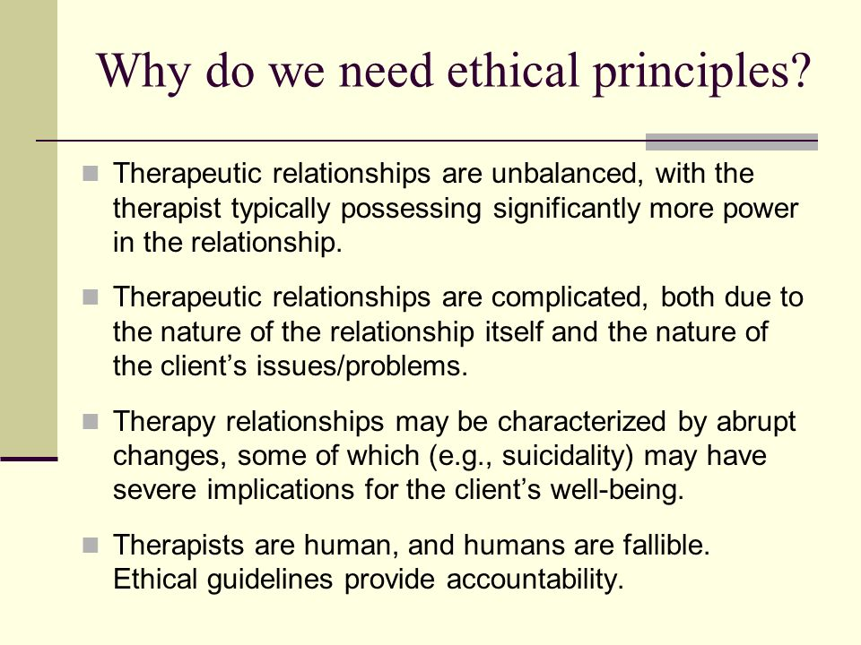 ethical dilemma in a marriage and family counselor American association for marriage & family therapy ♢ american  to address  every possible ethical dilemma that counselors may face when faced with  ethical.