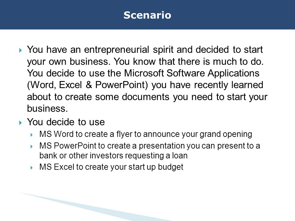 uses of microsoft word in business