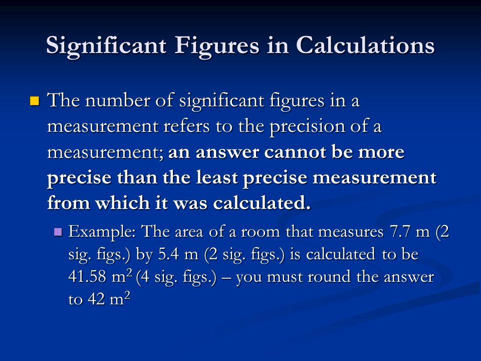 Scientific Measurement Ppt Download