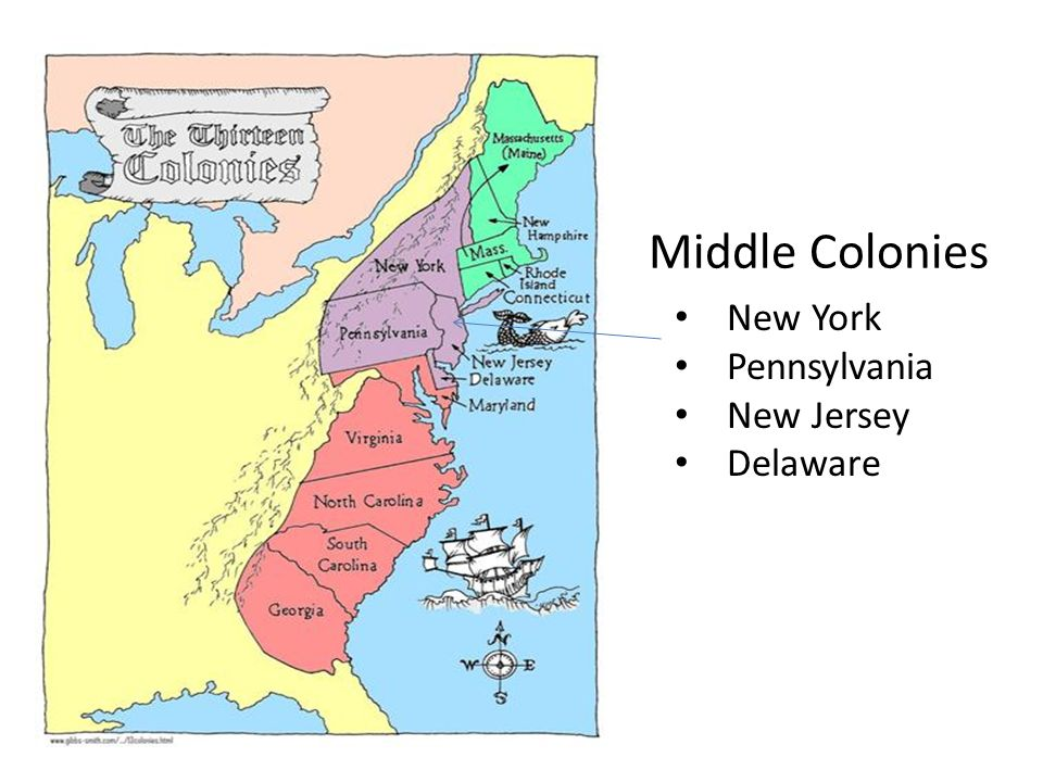 middle colonies essay Writing sample of essay on a given topic similarities between north and south colonies.