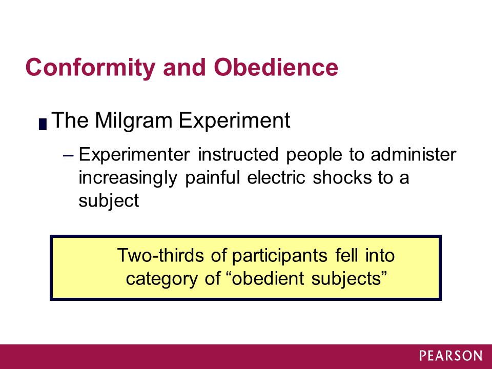 evaluate milgrams research into obedience Milgram's study presents hoffling conducted research into obedience that supports for example the basic obedience rate in the original experiment was.