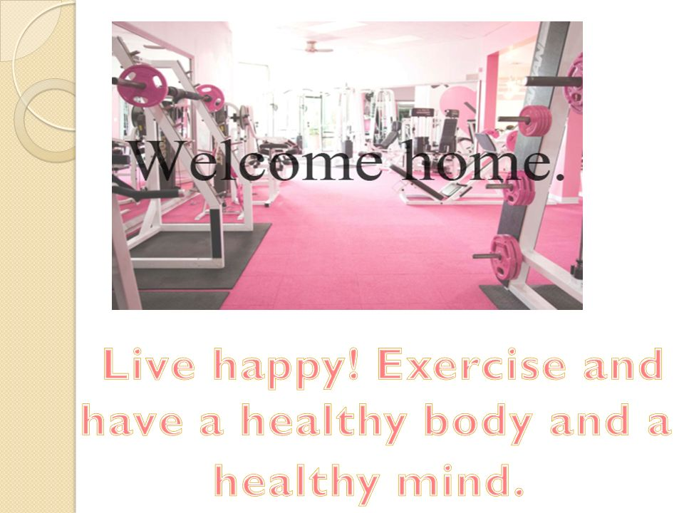 how to develop a healthy body and mind