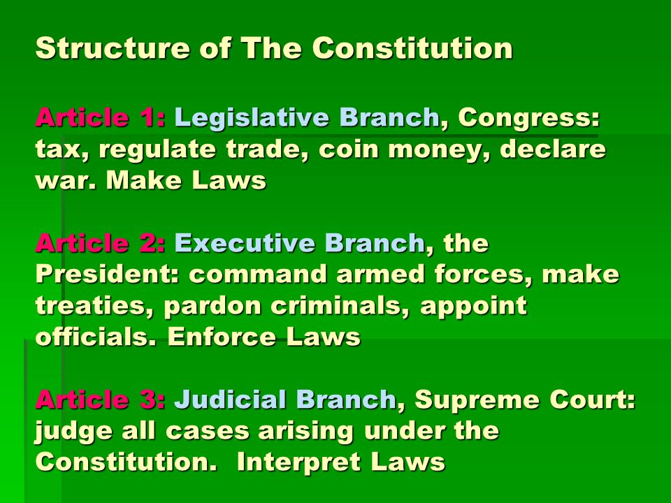 legislative power article 44 executive power This is because there is no separation of executive and legislative power because of the  all this can be found in the article 121 (about judiciary), 44 (about.