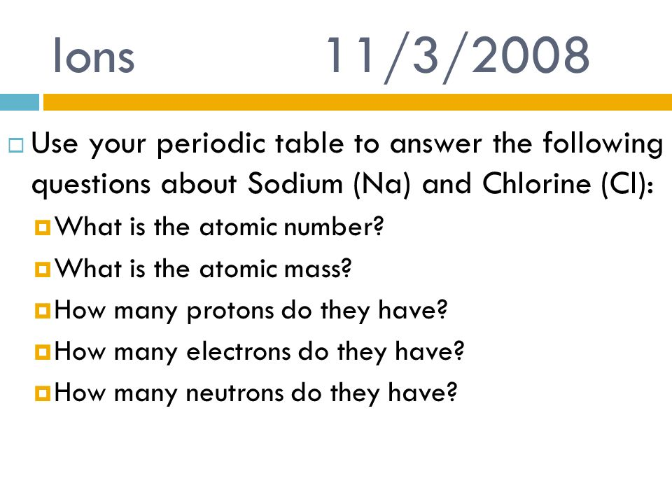 Ions 1132008 use your periodic table to answer the following ions 1132008 use your periodic table to answer the following questions about urtaz Image collections