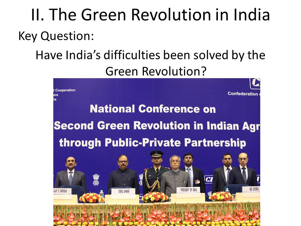 What are the negative and positive impacts of Green Revolution in India?