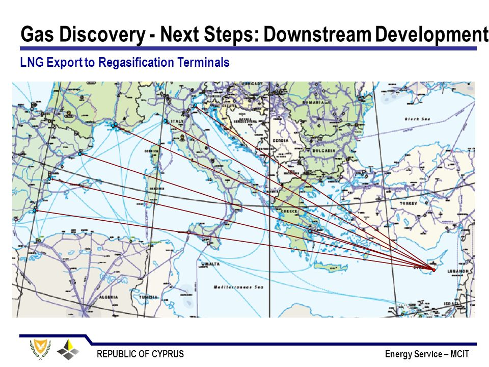 Gas Discovery - Next Steps: Downstream Development