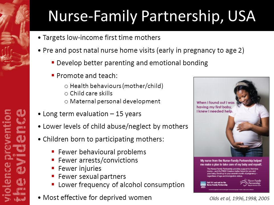 Nurse-Family Partnership, USA
