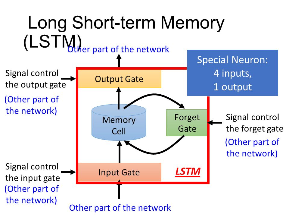short term and long memory relationship