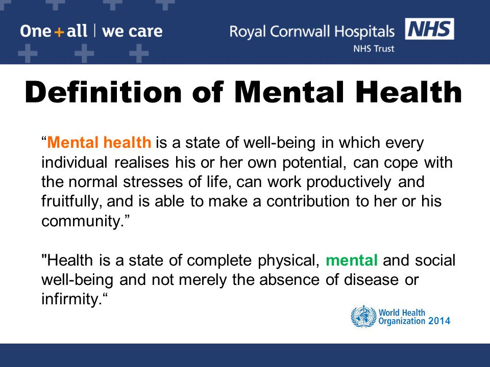 a description of health as a physical and mental well being and freedom from disease A description of health as a physical and mental well being and freedom from disease coursework service.