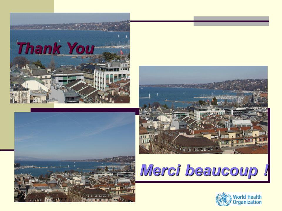 Thank You Merci beaucoup !
