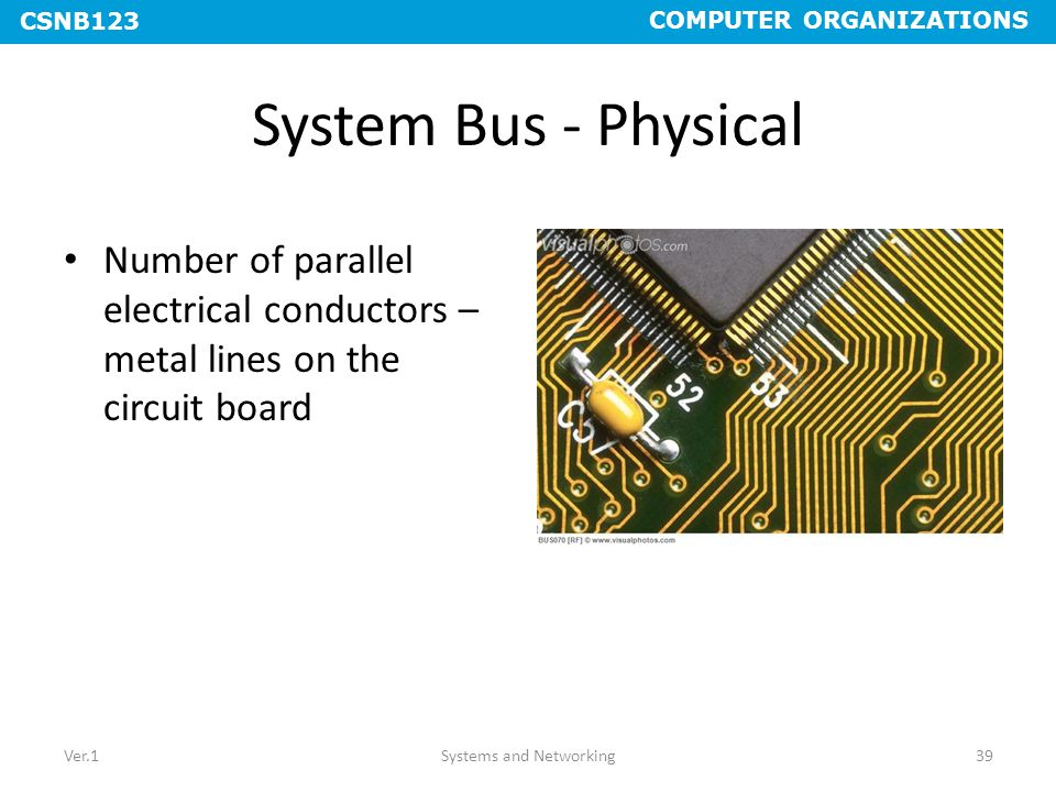 Systems and Networking