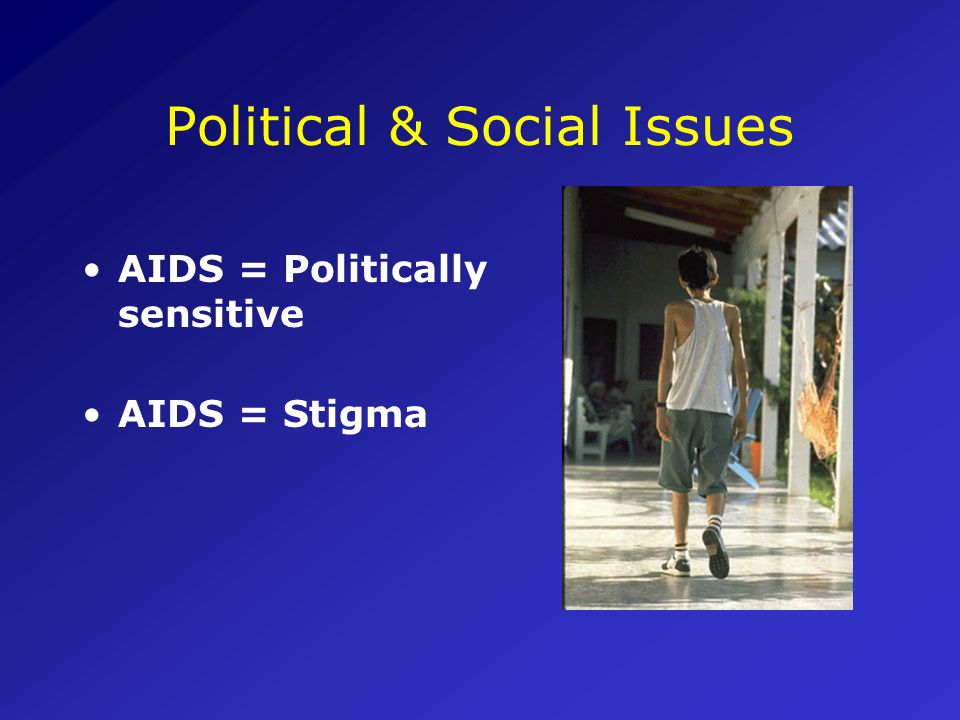Political & Social Issues