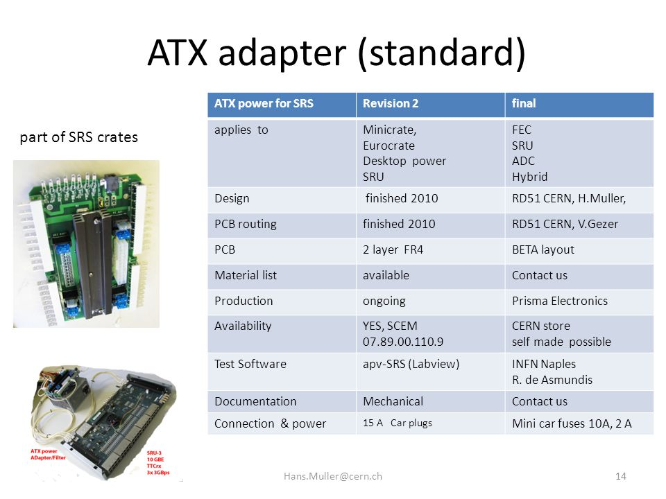 SRS electronics 2012 overview - ppt download