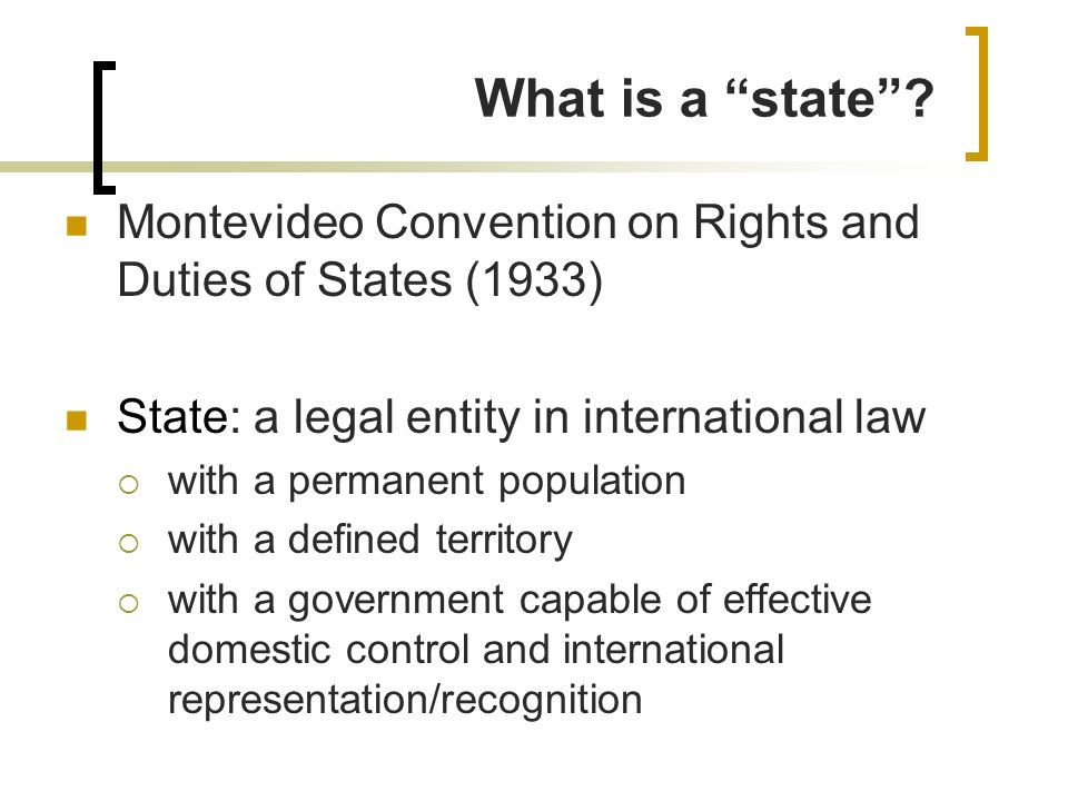 duties and rights of sovereign states Rights and duties to whom the individual might expect the rule of law, and the defence of the constitutional rights as set out in the evolving living document that.