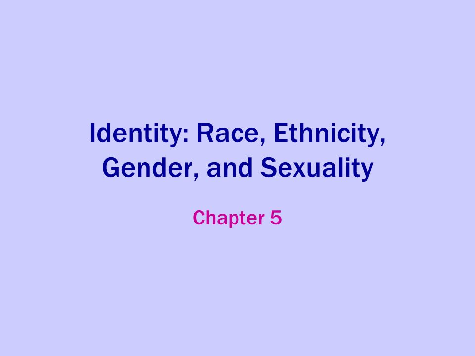 the social construction of race ethnicity class and gender essay Sociology essay in what ways do social class, gender in what ways do social class, gender and ethnicity the social construction of race, ethnicity, class.