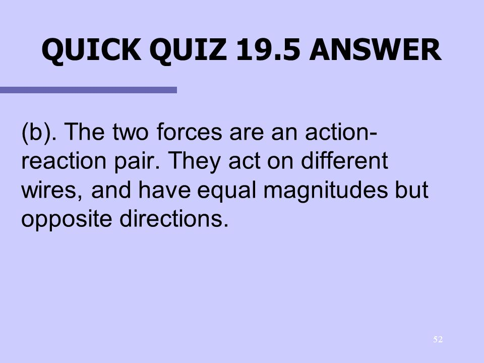 QUICK+QUIZ+19.5+ANSWER chapter 19 magnetism ppt download Basic Electrical Wiring Diagrams at fashall.co