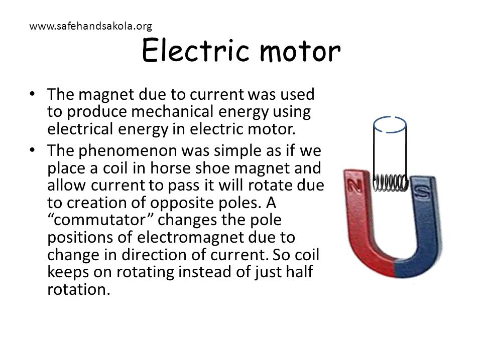 Effects of Electric current - ppt video online download