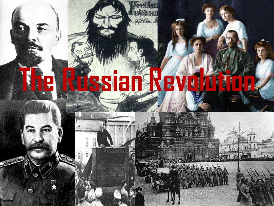 the russain revolution The russian revolution was a pair of revolutions in russia in 1917 which dismantled the tsarist autocracy and led to the rise of the soviet union.