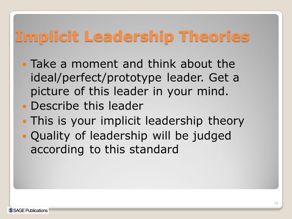 describe a leader