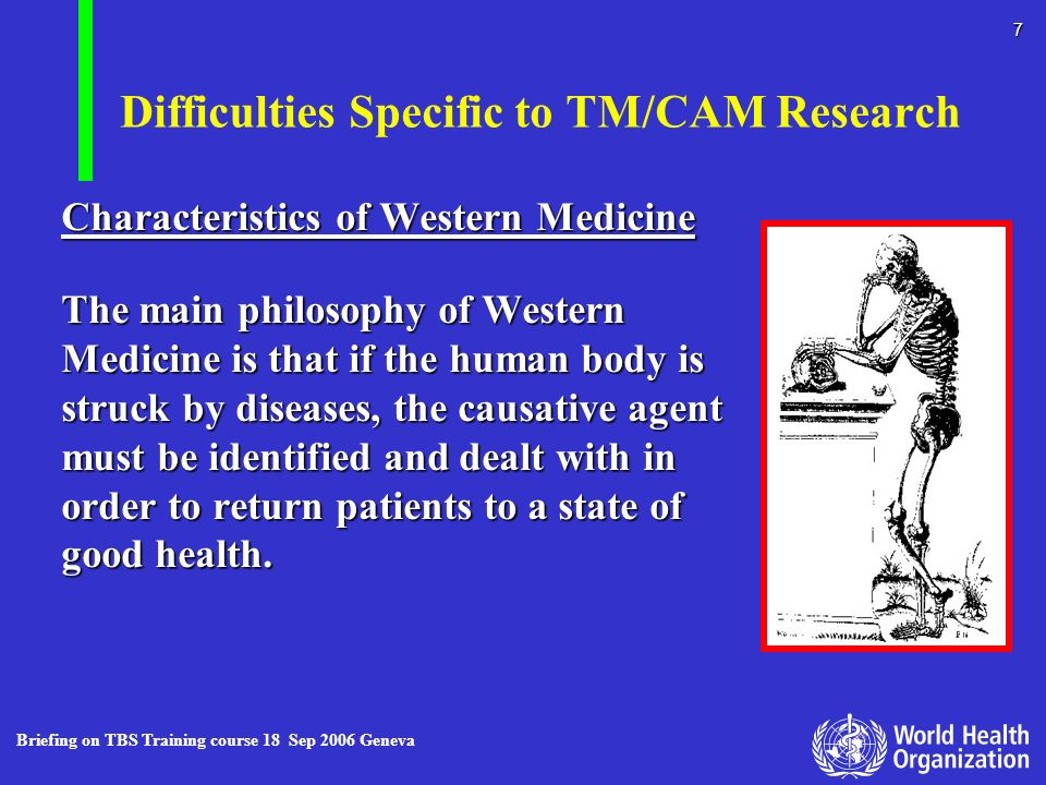 Difficulties Specific to TM/CAM Research