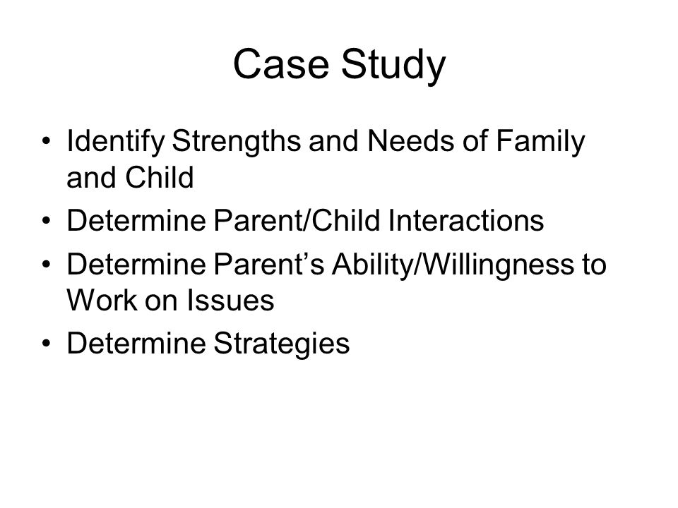 an analysis of family interactions leading to new understanding of abusive parents Nonverbal communication between parents and adolescents: a study of family interaction task such views lead one to expect an increase in both.