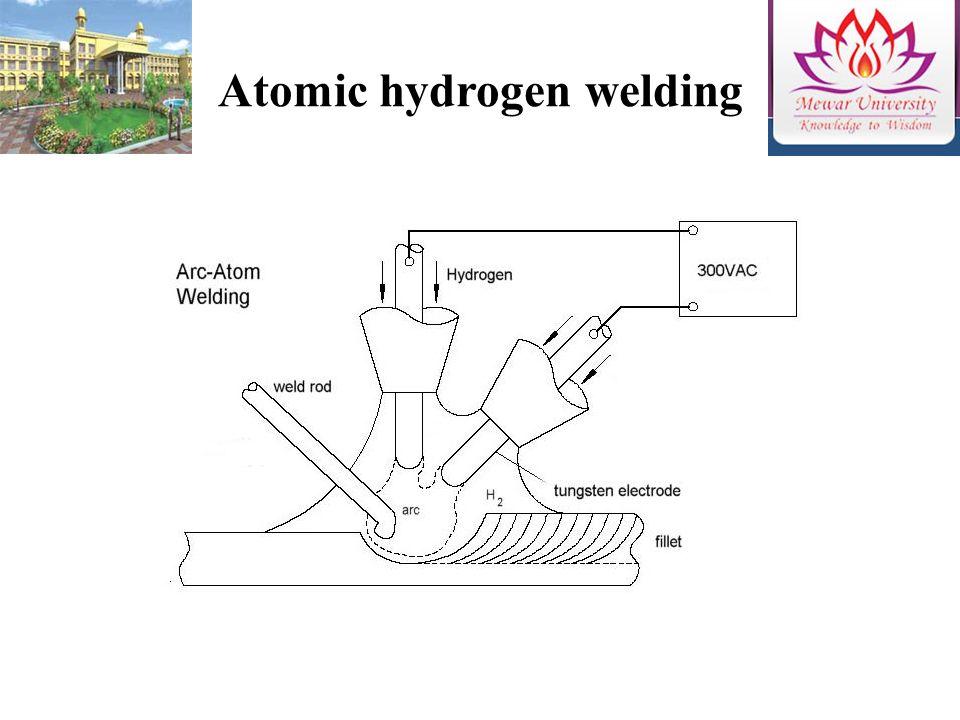 atomic hydrogen welding process pdf