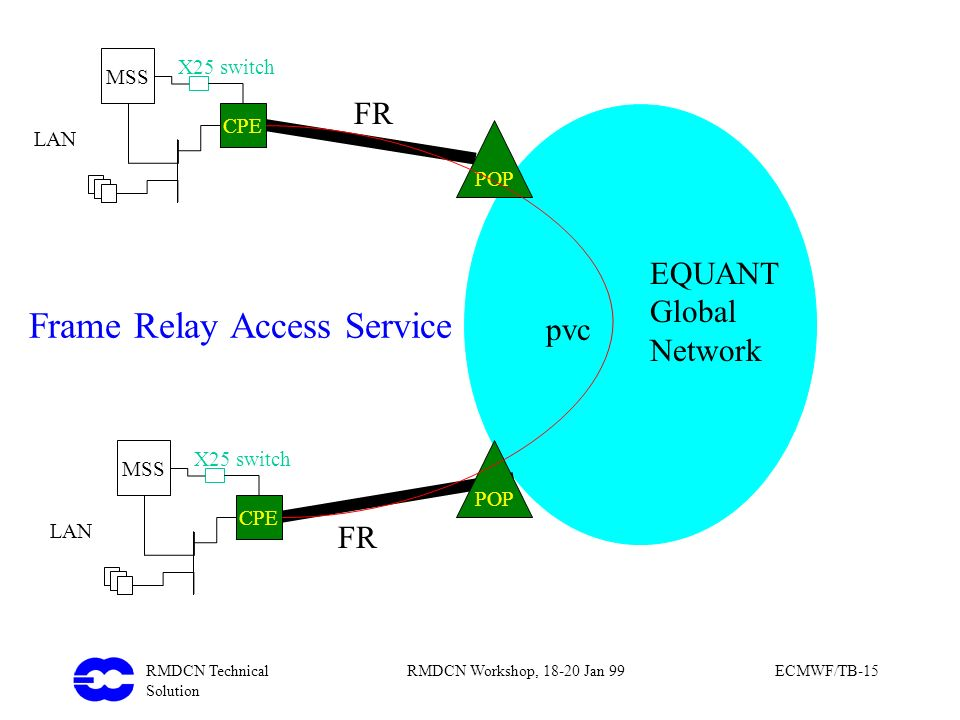 Frame Relay Access Service
