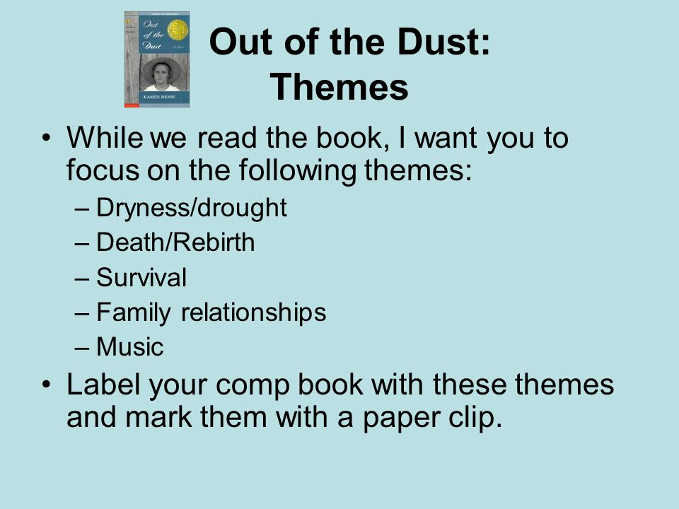 Dust Bowl Case