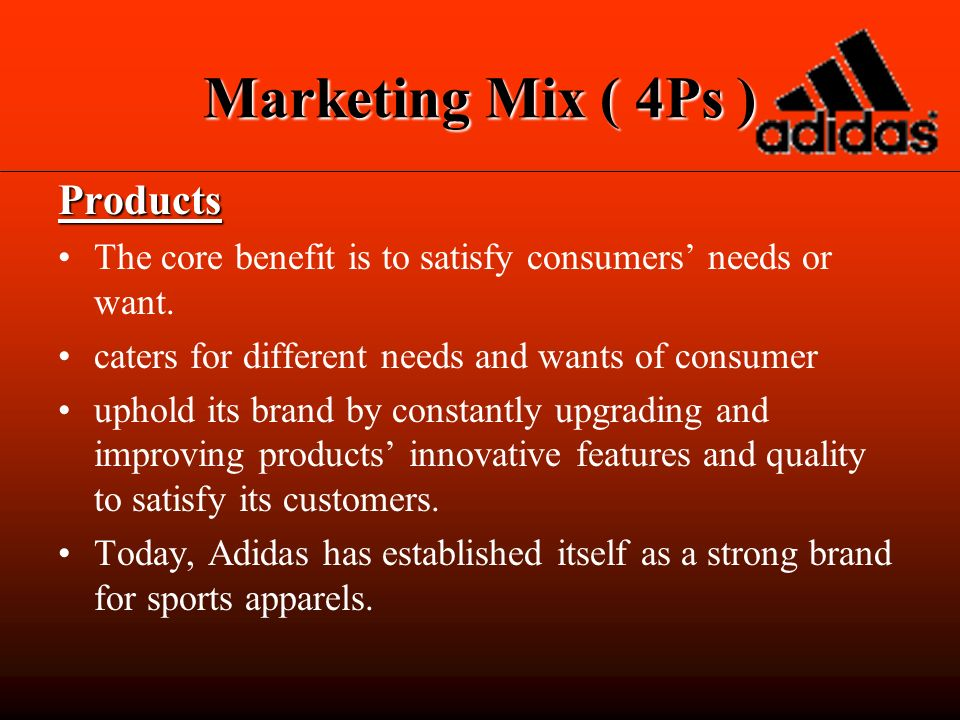 Benefits Of Adidas