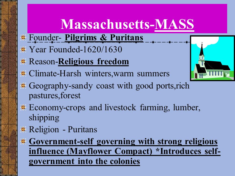 puritans economy 1630 1660 Puritans dramatically influenced the political, economic, and social development of the new england colonies from 1630 through the 1660s by organizing their community as a close-knit theocracy  theocracy means rulership by a god or religion.
