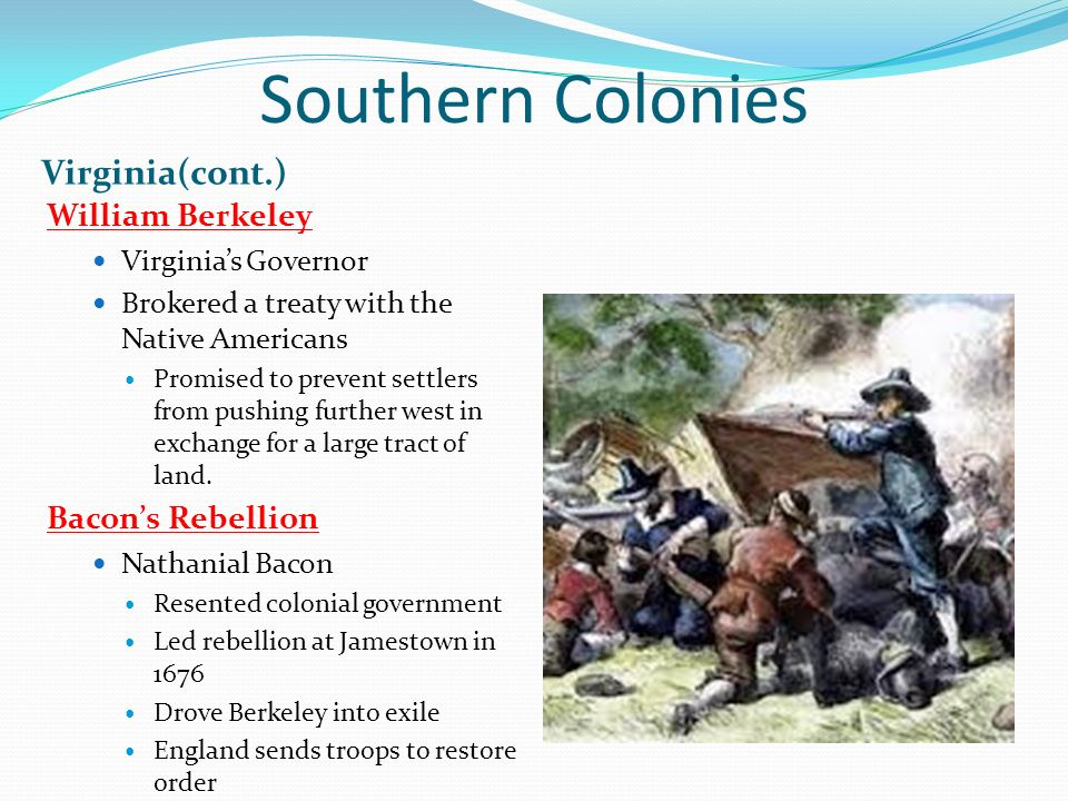 growth of slavery in southern colonies between 1607 and 1750 The growth of slavery in north  legalized slavery in 1750 that meant slavery was now legal in each of the thirteen british colonies that would soon become the.
